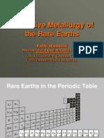 Extractive Met RE