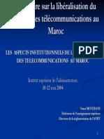 1_LiberalisationDesTelecomMaroc[1]