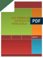 Los Simbolos Patrios de Venezuela (2)