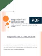Diagnostico de la Comunicación