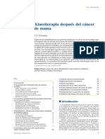 Kinesiterapia después del cáncer de mama