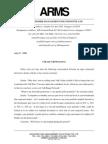 Original Draft Copy - VaR and VaR Derivatives
