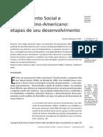 O Pensamento Social e Político Latino-Americano