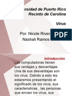 Informe Oral Los Virus