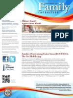 Family Connection Newsletter Nov2013