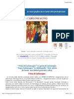 Carlo Magno - Biografia