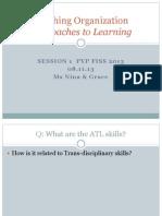 Teaching Organization