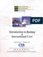 IYT 01-06 Introduction to Boating
