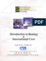 IYT Introduction to Boating
