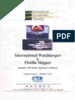 IYT International Watchkeeper