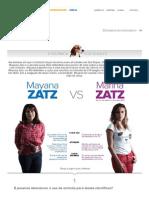 G1 Ciência e Saúde_ Zatz versus Zatz