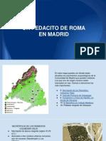 Restos Romanos de Madrid