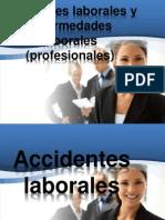 Accidentes laborales y enfermedades laborales (profesionales) - legislacion.pptx