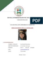 DISTORSIONES ENTRE EL CONCEPTO Y LA PRÁCTICA DEL ECOTURISMO