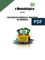 Psicologia Del Desarrollo y Trastornos Del Desarrollo