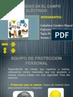 SEGURIDAD EN EL CAMPO ELÉCTRICO-2