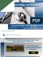 DSM V C 1 -  Overview of Substance Use Disorders - Kanehl.pdf