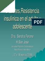Resistenciainsulinica