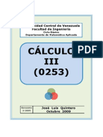 Calculo III 0253