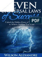 Seven Universal of Sucess
