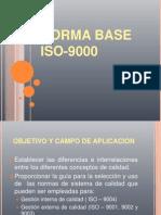Norma Base Iso-9000