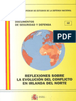 012 Reflexiones Sobre La Evolucion Del Conflicto en Irlanda Del Norte