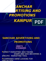 Profile Sanchar Advertiising &Promotion