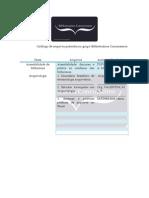 Catálogo de arquivos postados no grupo Bibliotecários Concurseiros