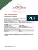 MURI Project Proposal-EVMC