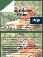 Texto Expositivo El Tigre