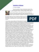 Debate Pikaza - AGonzalez
