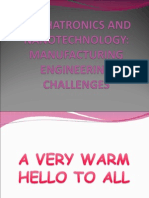 Nanotech & Mechatronics