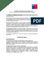 Presentación FUPLA, Cursos práctica laboral