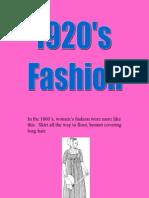 1920's Fashion.ppt