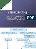 Neuropatias Clase Med. I 2013