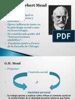 George Herbert Mead2