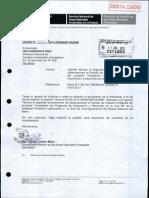 OFICIO N° 822-2013-SERNANP-DGANP