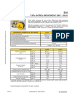Optral Monomodo Smf-g652