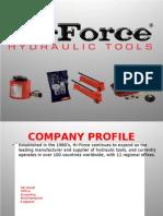 Hi Force Presentation