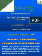 Geología Como Ciencia de la Tierra.ppt