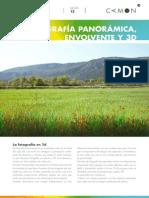 Fotografia Panoramica Envolvente y 3d