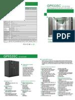 GP9335C 120-800KKVA E