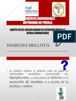 diabetes mellitus actualización