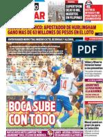 Tapa Diario Popular 11-11-2013