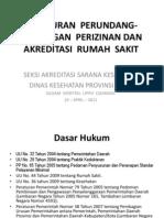 PERIZINAN RS DAN AKREDITASI 19 APRIL 2011 (for email).ppt
