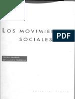 Movimientos Sociales. Transformaciones Politicas y Cambios