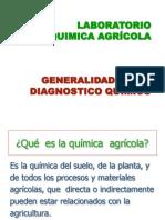 Laboratorio Quimica Agricola Clase 1_ 2011