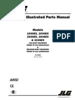 Spare Parts Manual Es Series