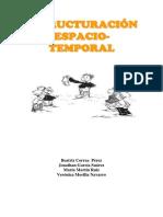 Estructuracion Espacio Temporal