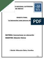 ensayodeinnovacineducativa-120518225144-phpapp01